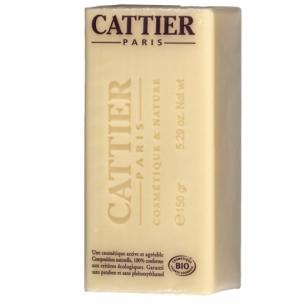 cattier_savon_doux_vegetal_surgras_karite_bio_150g