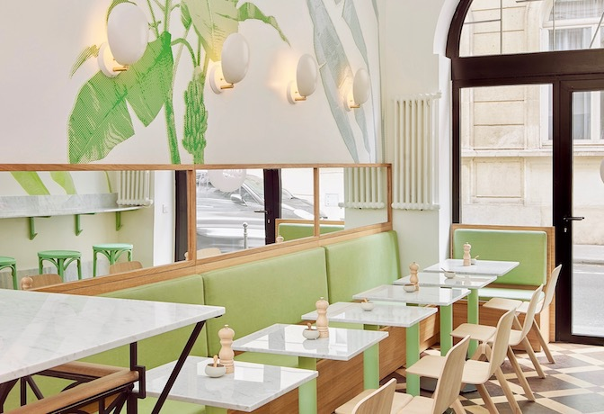 5 restaurants bio et healthy à Paris