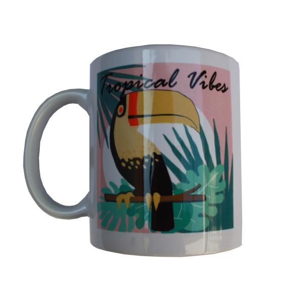 Mug Tropical Zéro Déchet