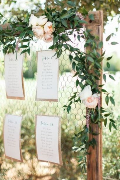 Décoration Mariage Green